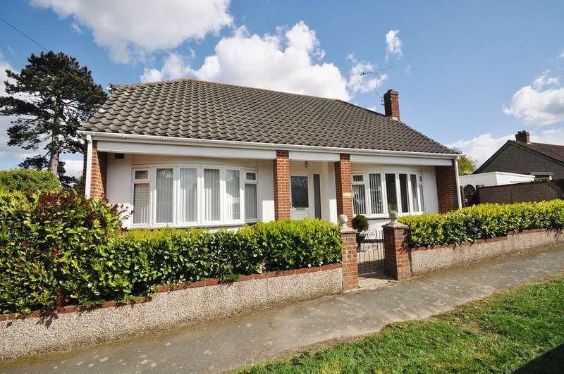 2 Bedrooms Detached Bungalow for sale in Glenmere Park Avenue, BENFLEET
