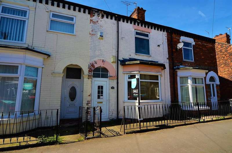 5 Bedrooms Terraced House for sale in Worthing Street, Hull