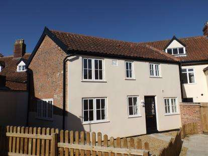2 Bedrooms Semi Detached House for sale in Wymondham, Norfolk