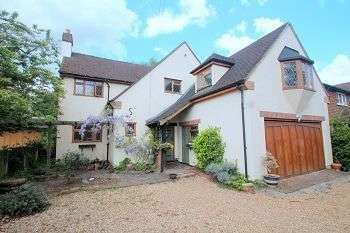 4 Bedrooms Detached House for sale in Highfield Road, Chislehurst, Kent, BR7 6QY