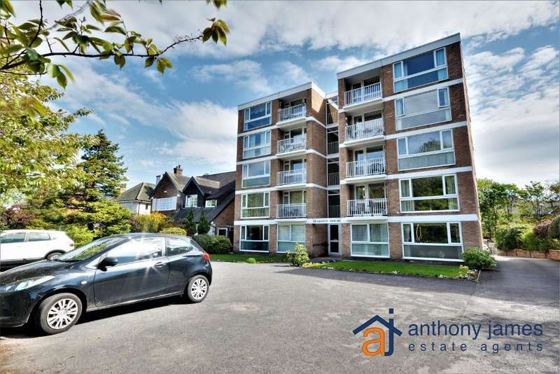 2 Bedrooms Apartment Flat for sale in Park Crescent, Hesketh Park, Southport, PR9 9LE