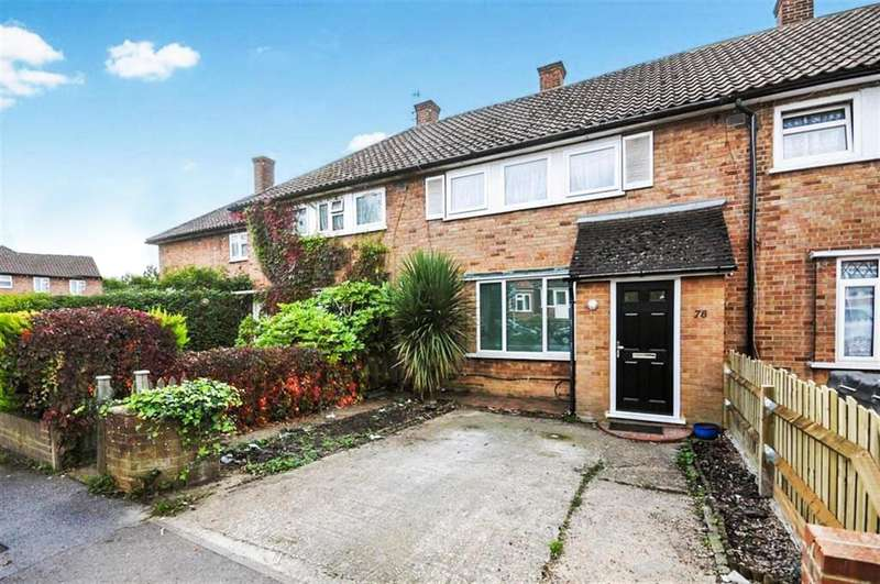 2 Bedrooms Terraced House for sale in Radstock Way, Merstham, Surrey, RH1 3NH