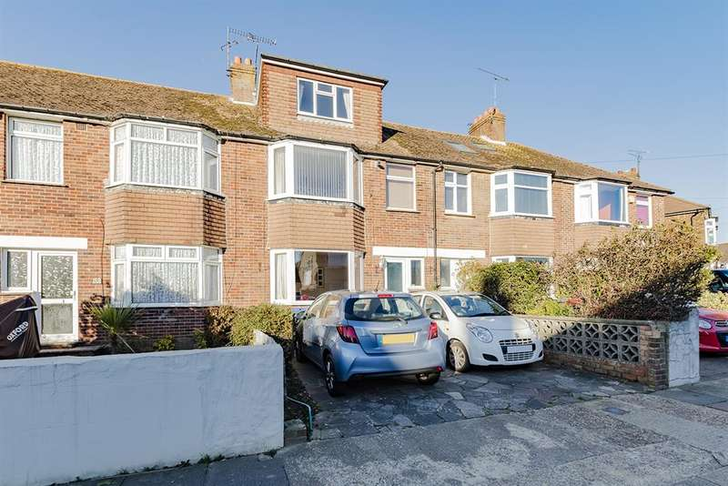 5 Bedrooms Terraced House for sale in Greenland Road, Worthing, West Sussex, BN13 2RR