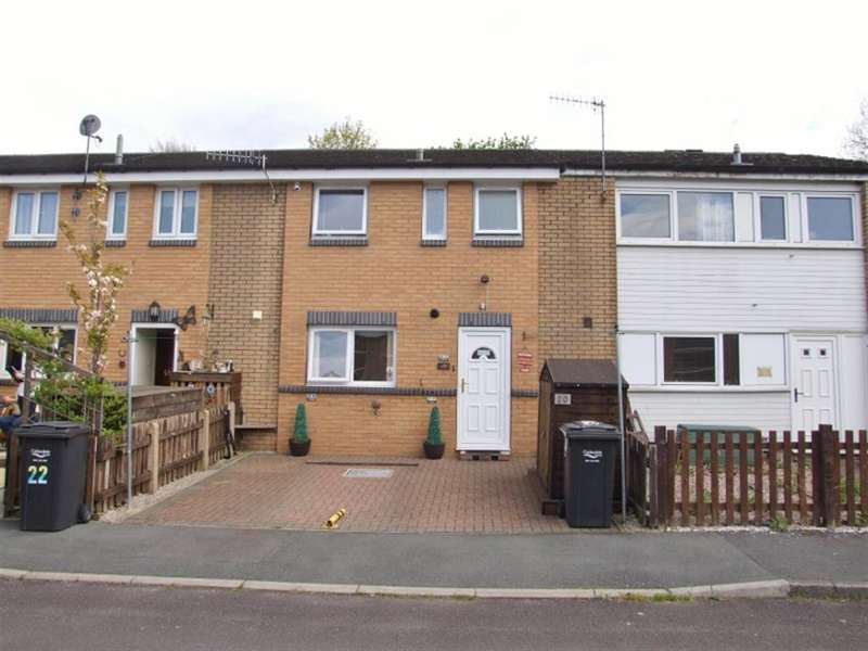 2 Bedrooms Terraced House for sale in Little Bradley, Greetland, Halifax, HX4 8BH