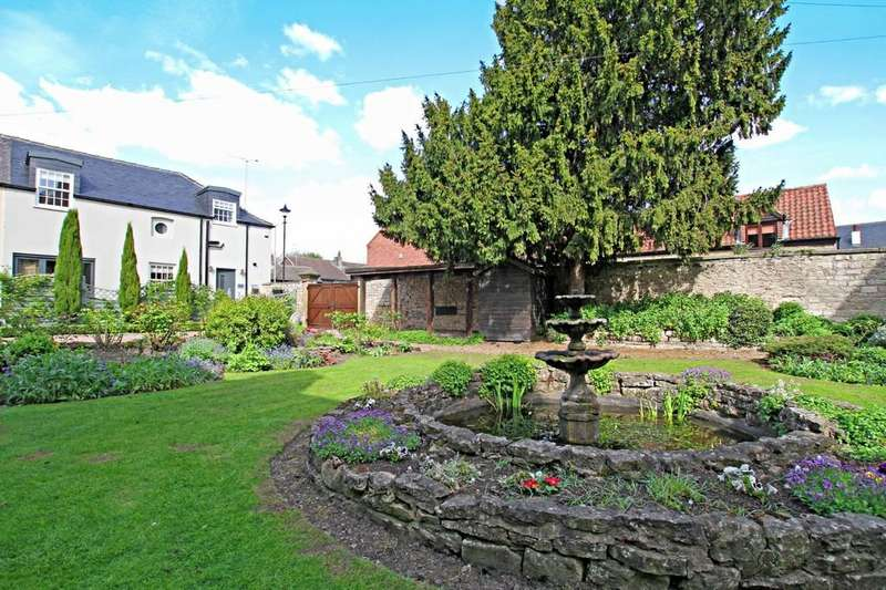 3 Bedrooms Cottage House for sale in West Garth Lodge, Tickhill