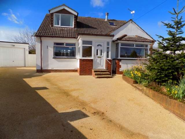 5 Bedrooms Detached Bungalow for sale in Luscombe Close, Ipplepen