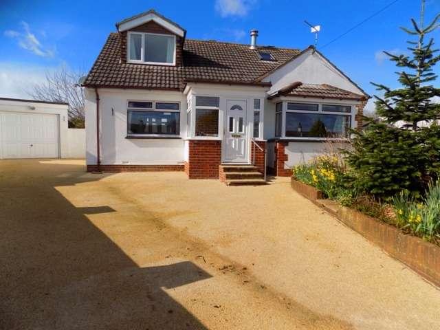 5 Bedrooms Detached Bungalow for sale in Luscombe Close, Ipplepen