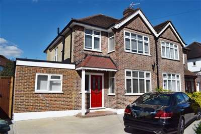 4 Bedrooms Semi Detached House for sale in College Avenue, Harrow Weald