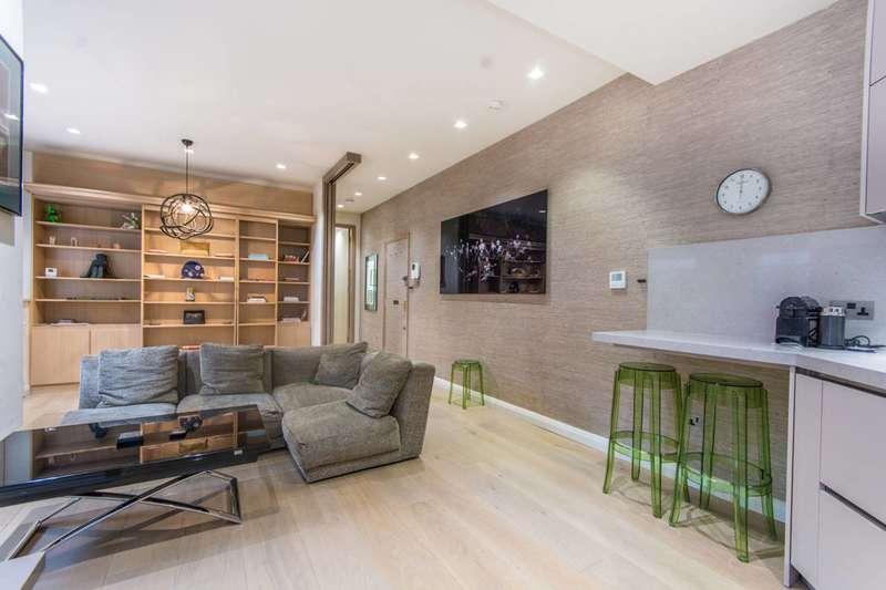 1 Bedroom Flat for rent in Marshall Street, Soho, W1F