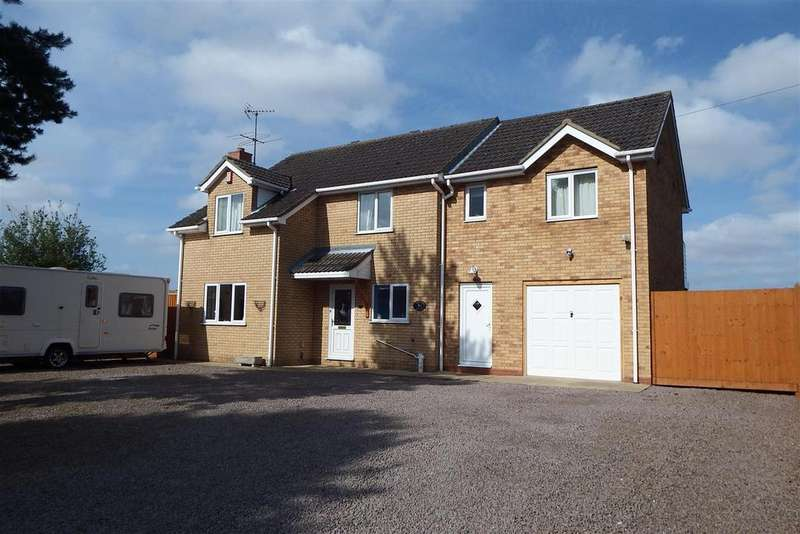 4 Bedrooms Detached House for sale in Little Common Lane, Holbeach Clough
