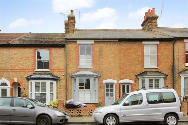 3 Bedrooms Terraced House for sale in Sydenham Street, Whitstable