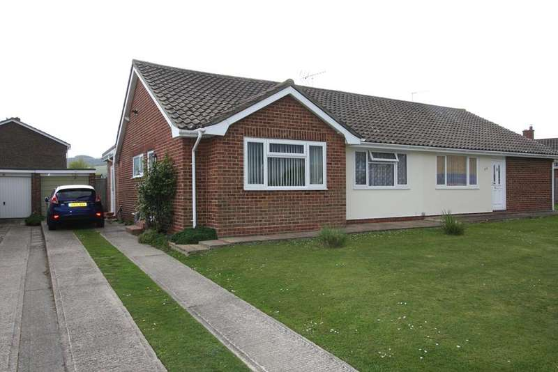 2 Bedrooms Semi Detached Bungalow for sale in Seven Sisters Road, Eastbourne BN22