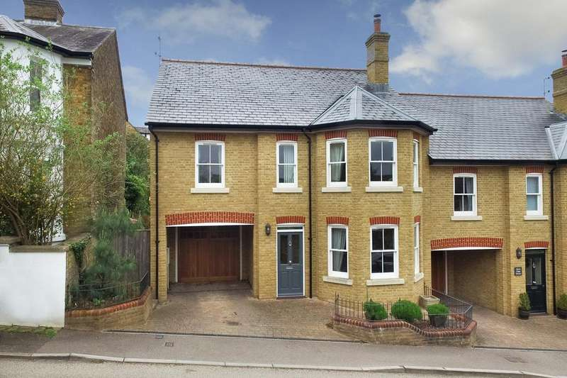 5 Bedrooms Semi Detached House for sale in Elm Grove, Berkhamsted HP4