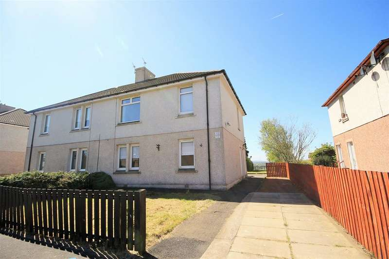 1 Bedroom Flat for sale in Trows Road, Wishaw