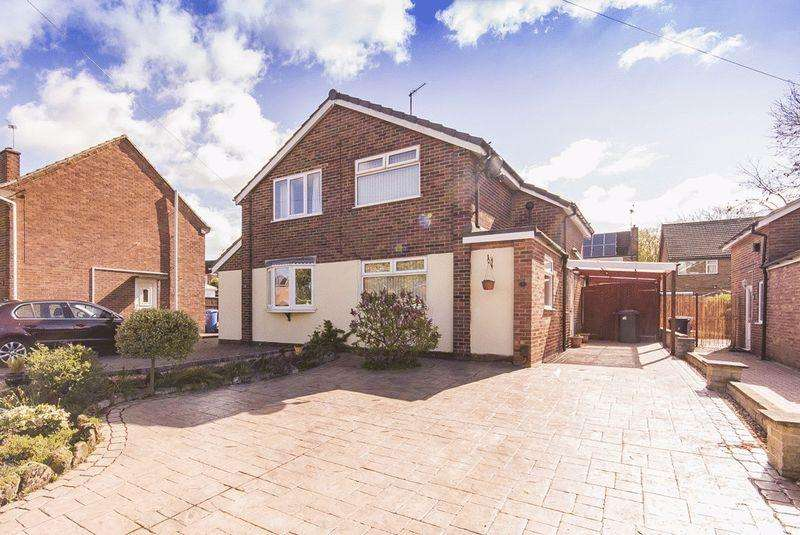 2 Bedrooms Semi Detached House for sale in GERARD CLOSE, SPONDON
