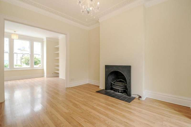 3 Bedrooms Terraced House for sale in Bishops Road, Fulham, SW6