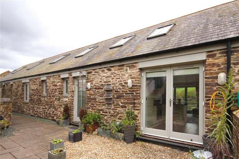 3 Bedrooms Apartment Flat for sale in Crabshell Heights, Embankment Road, Kingsbridge, Devon, TQ7