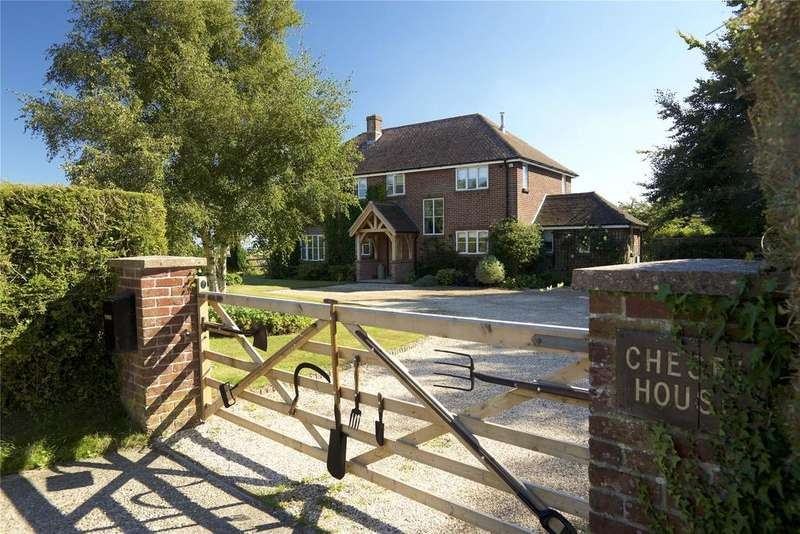 4 Bedrooms Detached House for sale in Cheselbourne, Dorchester, Dorset