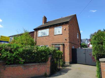 3 Bedrooms Detached House for sale in Swadlincote Road, Woodville, Swadlincote, Derbyshire