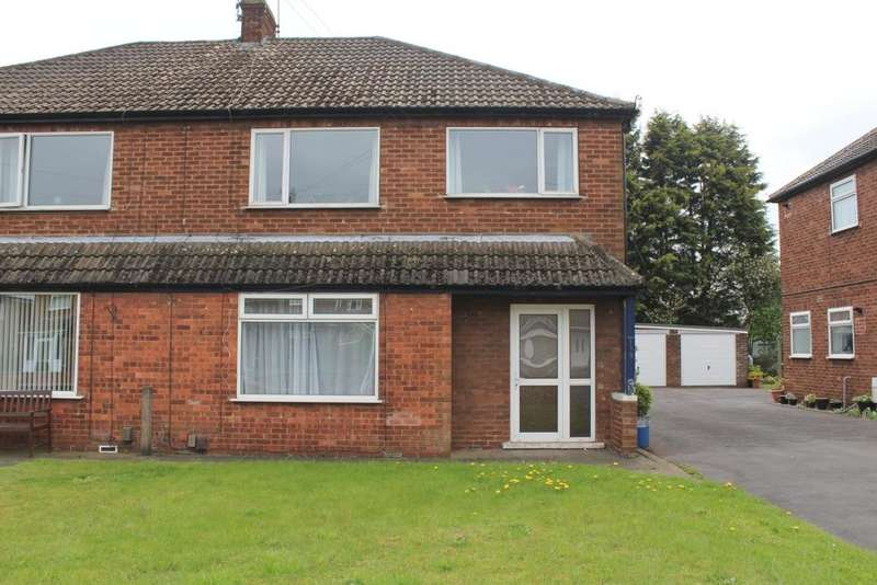1 Bedroom Flat for sale in Staindale Road, Scunthorpe, DN16