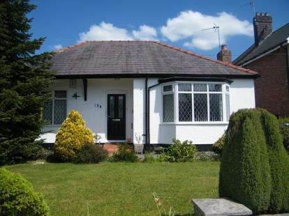 2 Bedrooms Bungalow for sale in Chester Road, Winsford, Cheshire