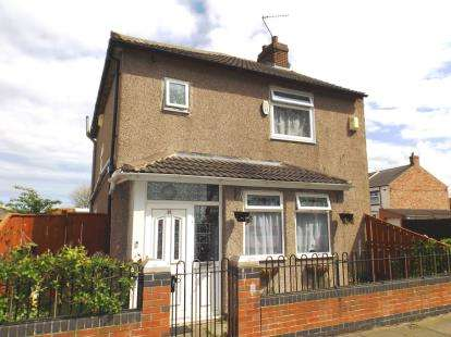 Detached House for sale in Harcourt Road, Middlesbrough