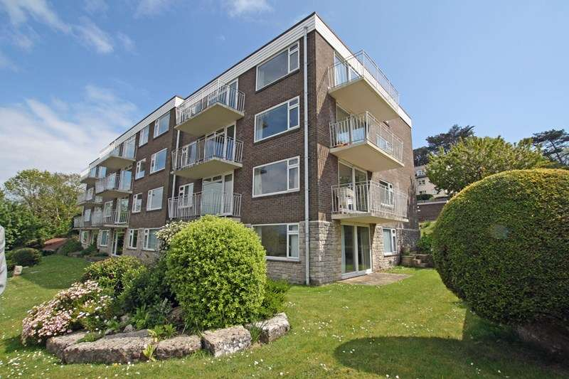 2 Bedrooms Ground Flat for sale in Peveril Road, Swanage