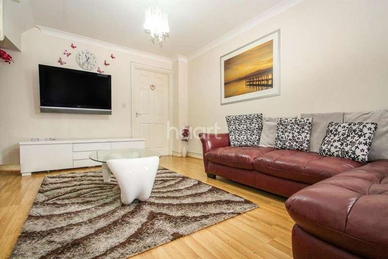 2 Bedrooms Terraced House for sale in Northolt