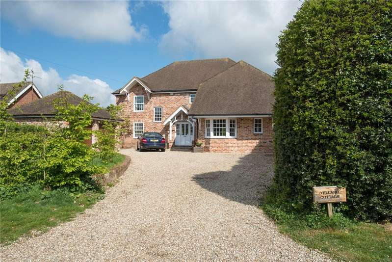 5 Bedrooms Detached House for sale in Blind Lane, Challock, Ashford, Kent