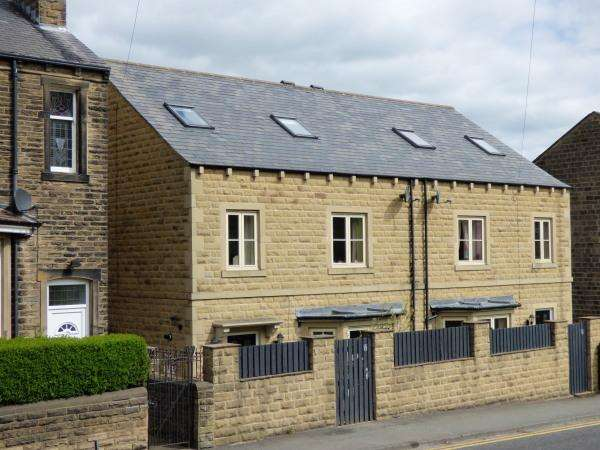 5 Bedrooms Semi Detached House for sale in 13A Keighley Road, Steeton BD20 6RJ