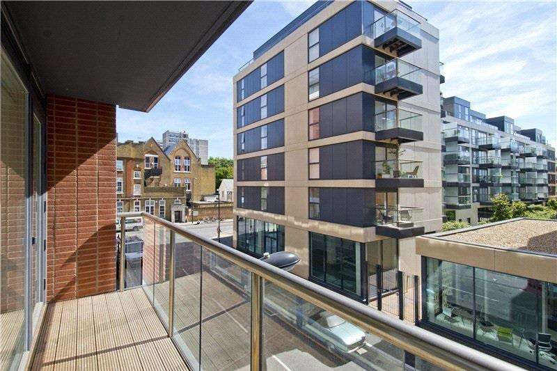 3 Bedrooms Flat for sale in Clerkenwell Quarter, Clerkenwell, EC1V