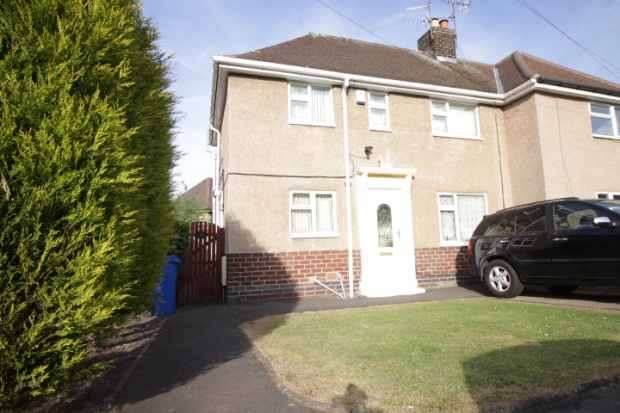 3 Bedrooms Semi Detached House for sale in Birdholme Crescent, Chesterfield, Derbyshire, S40 2TQ