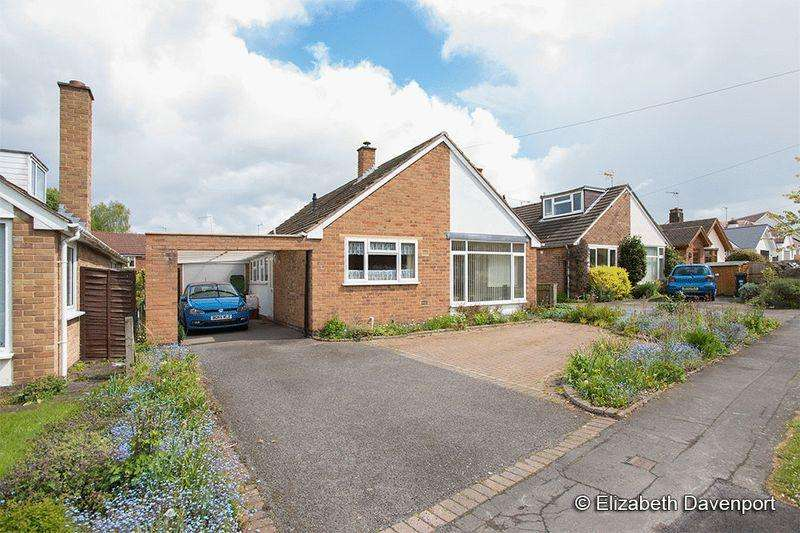 2 Bedrooms Detached Bungalow for sale in Siddeley Avenue, Kenilworth
