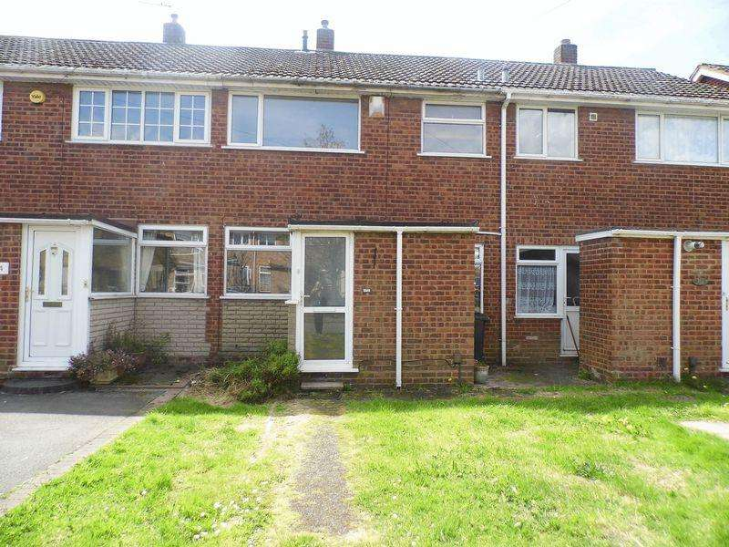 3 Bedrooms Terraced House for sale in St Davids Close, Pelsall, Walsall