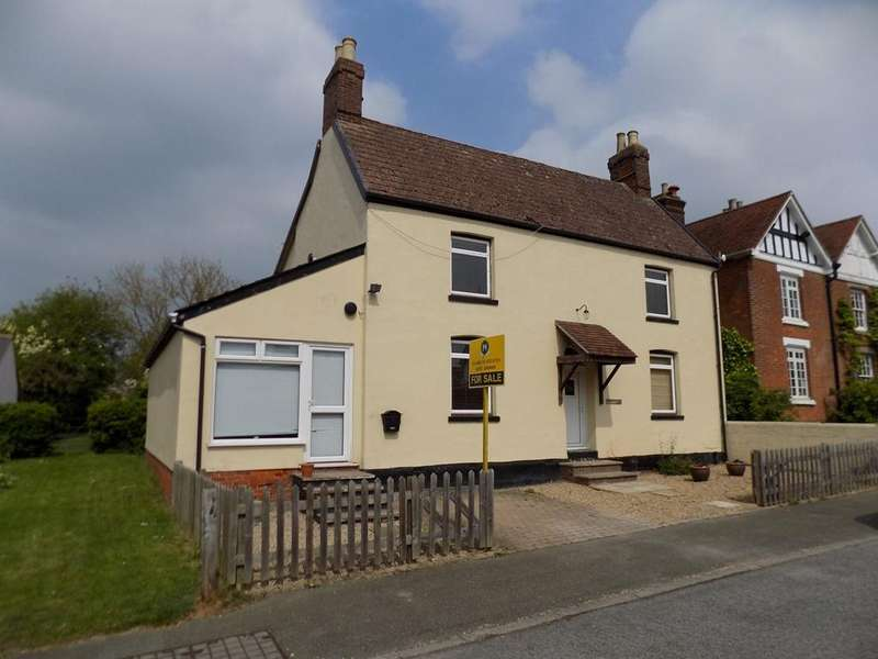 4 Bedrooms Detached House for sale in The Street, Great Tey CO6