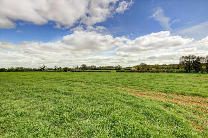 Land Commercial for sale in Hill Hayes Lane, Hullavington, Chippenham, Wiltshire, SN14