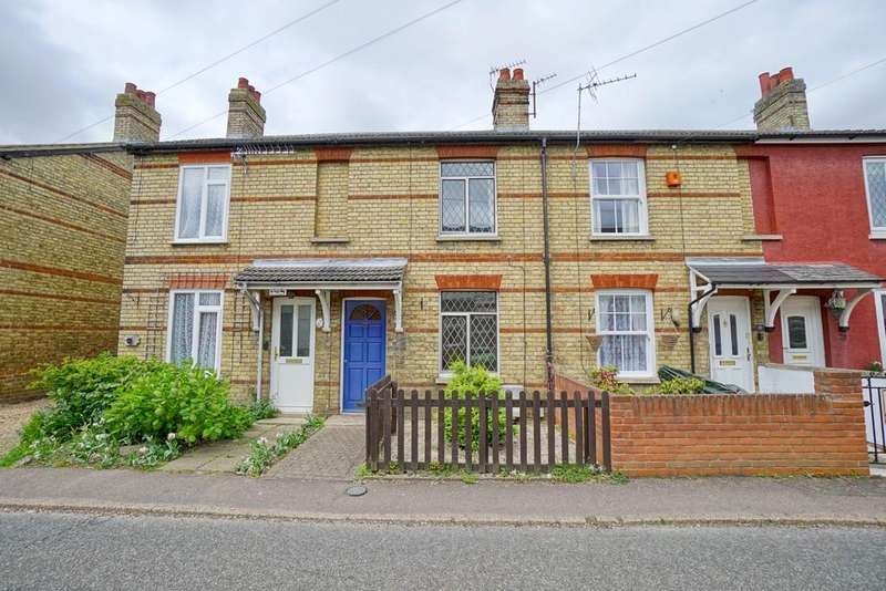 2 Bedrooms Terraced House for sale in Longfield Road, Sandy