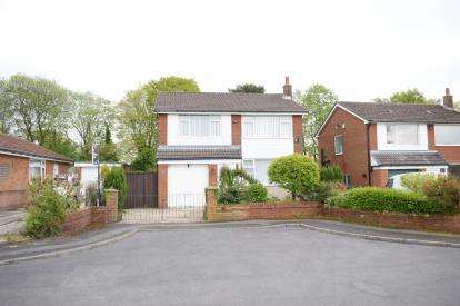 3 Bedrooms Detached House for sale in Windover Close, Bolton, Greater Manchester, BL5