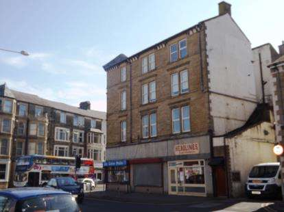 1 Bedroom Flat for sale in Central Drive, Morecambe, Lancashire, United Kingdom, LA4