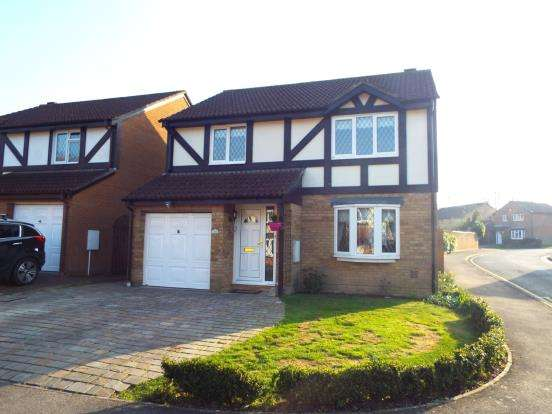 4 Bedrooms Detached House for sale in Martins Heron, Bracknell, Berks