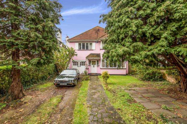 4 Bedrooms Detached House for sale in Petersham, Richmond, Surrey