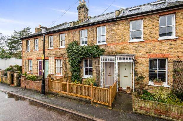 2 Bedrooms Terraced House for sale in Ham, Richmond, Ham