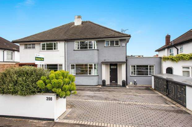 4 Bedrooms Semi Detached House for sale in Twickenham, Middlesex