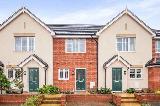 3 Bedrooms Terraced House for sale in Byfleet, Surrey