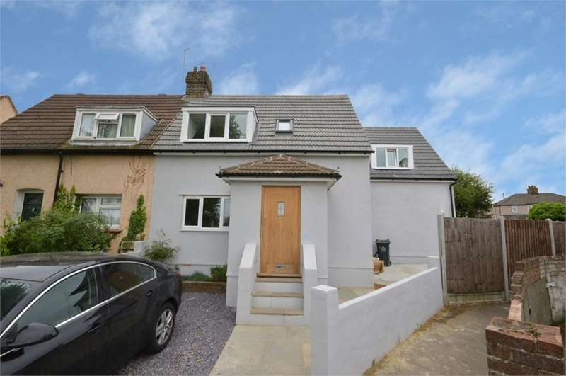 4 Bedrooms Semi Detached House for sale in Myrtle Place, Dartford