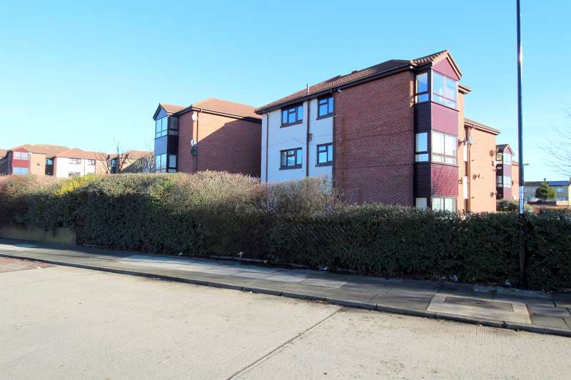 2 Bedrooms Flat for sale in King Henry Court, Sunderland, SR5 4PA