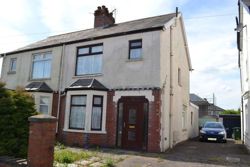 3 Bedrooms Semi Detached House for sale in Heol Don, Cardiff