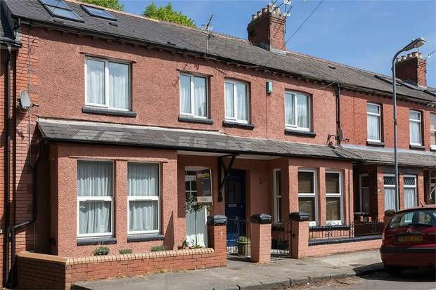 4 Bedrooms End Of Terrace House for sale in Fairleigh Road, Pontcanna, Cardiff
