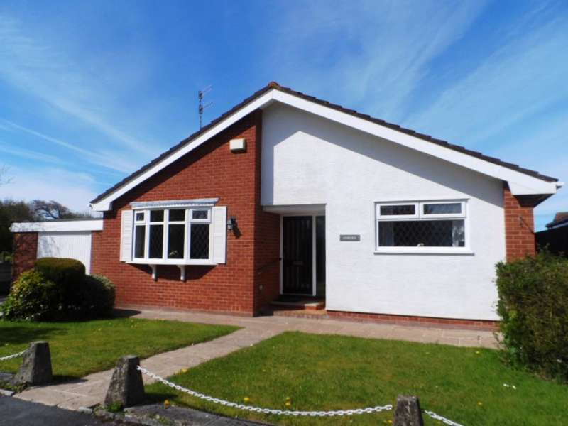 2 Bedrooms Detached Bungalow for sale in Lindridge, Knott End on Sea, FY6 0AY