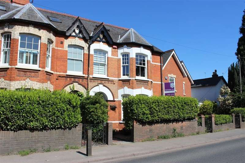 4 Bedrooms End Of Terrace House for sale in Reading Road, Henley-On-Thames, RG9